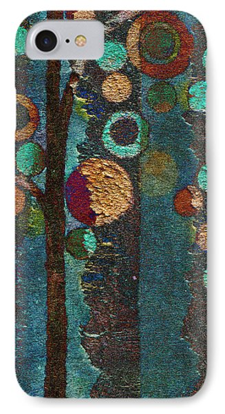 Bubble Tree - Spc02bt05 - Right IPhone Case