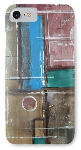 IPhone Case featuring the painting Bubbles In The Air by Sharyn Winters