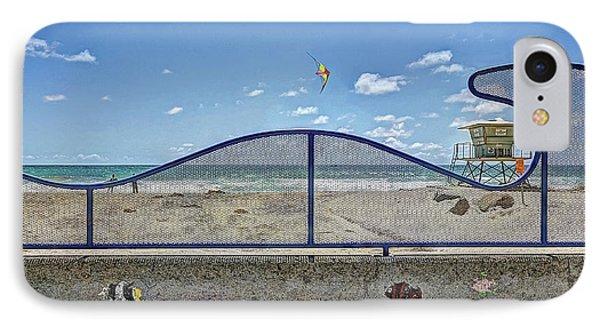 Buccaneer Beach IPhone Case