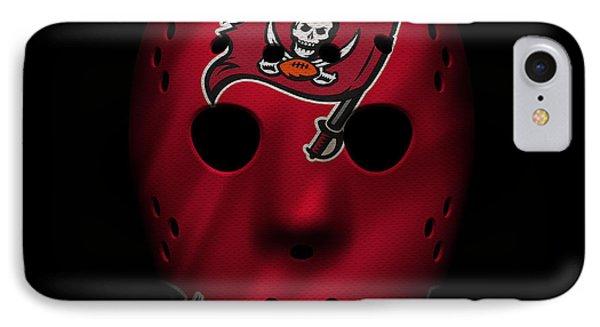 Buccaneers War Mask 3 IPhone Case by Joe Hamilton