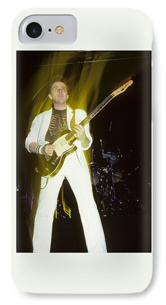 Buck Dharma Of Blue Oyster Cult Phone Case by Rich Fuscia