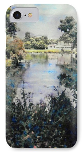 Buckingham Palace Garden - No One IPhone Case