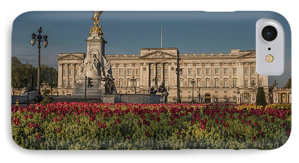 Buckingham Palace IPhone Case by Martyn Higgins