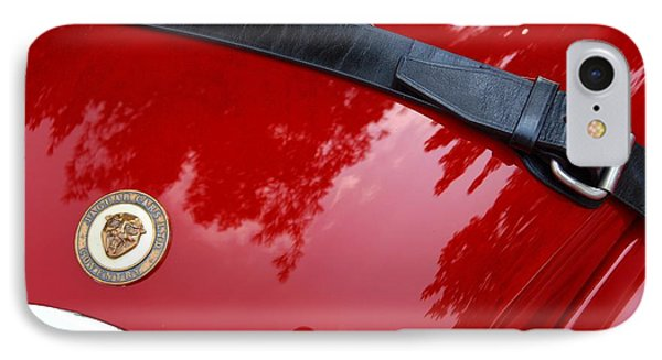 IPhone Case featuring the photograph Buckle Up by John Schneider