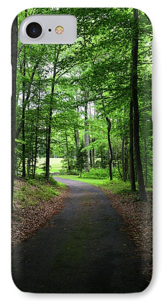 Buckner Farm Path IPhone Case by Dana Sohr