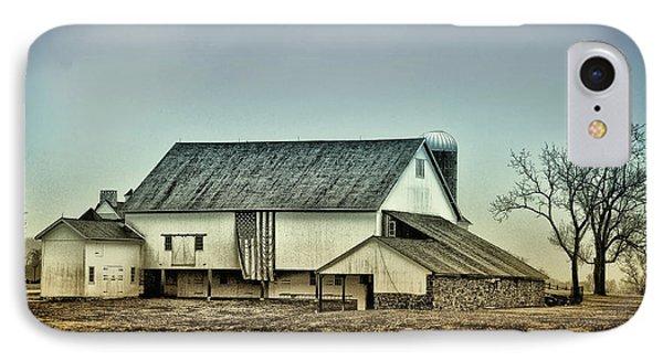 Bucks County Farm Phone Case by Bill Cannon