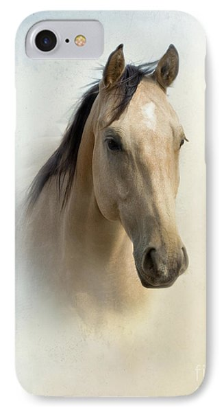 Buckskin Beauty Phone Case by Betty LaRue