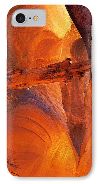 Buckskin Gulch IPhone Case by Leland D Howard