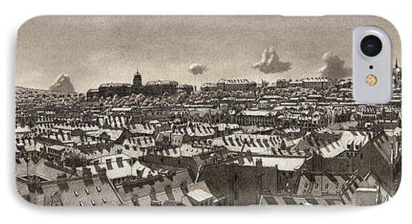 Budapest Panorama IPhone Case by Stefan Bleekrode