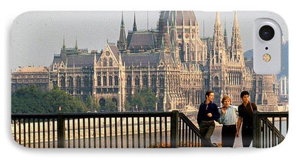 Budapest Parliamenet IPhone Case by Erik Falkensteen