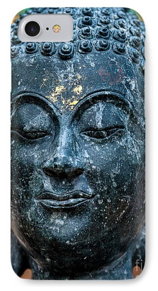 Buddha IPhone Case by Adrian Evans