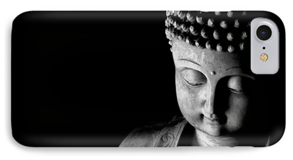 Buddha IPhone Case by Anthony Citro