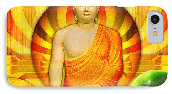 Buddha Balance IPhone Case