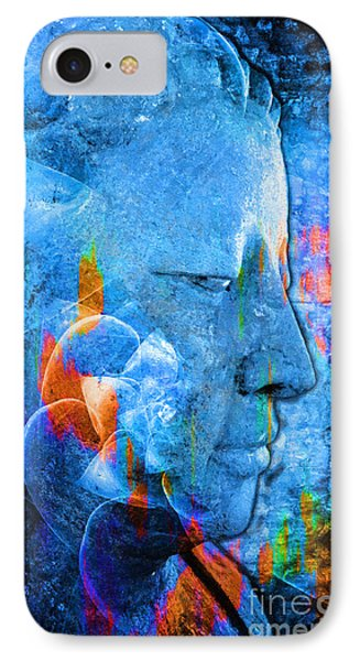 Buddha Coral IPhone Case