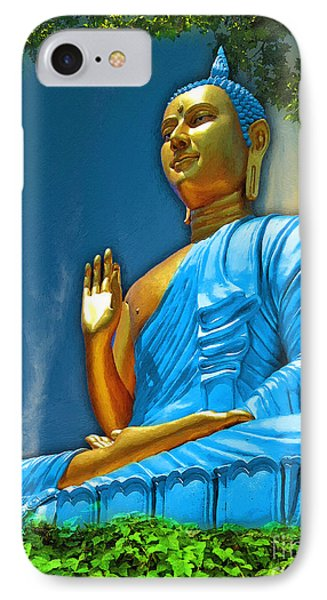 Buddha Daylight IPhone Case