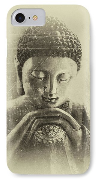Buddha Dream IPhone Case by Madeleine Forsberg