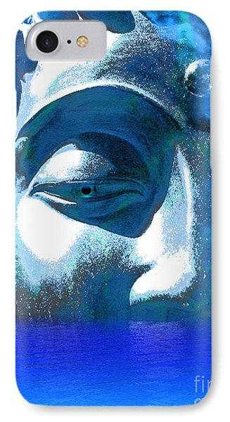 Buddha Emergence IPhone Case