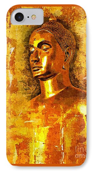 Buddha Grace IPhone Case