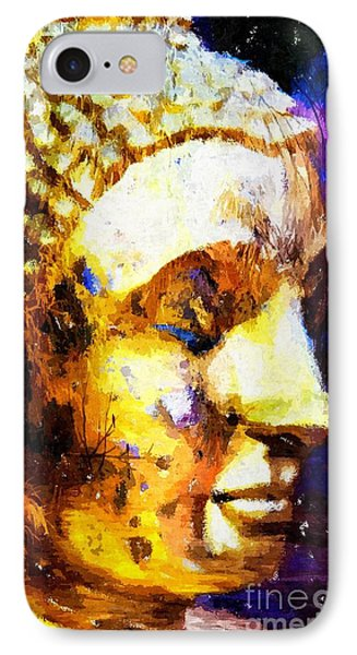 Buddha Immersion IPhone Case