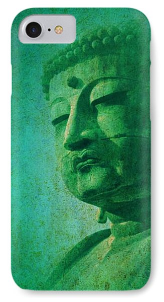 Buddha IPhone Case by John Wills