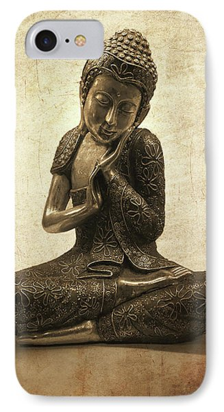 Buddha Lotus IPhone Case by Madeleine Forsberg