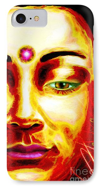 Buddha Love IPhone Case