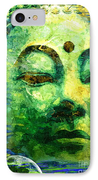 Buddha Moon IPhone Case