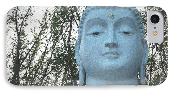 Buddha Nature IPhone Case by Terry DeLuco