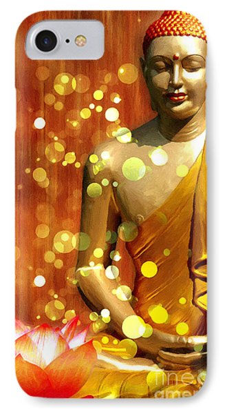 Buddha Synthesis IPhone Case