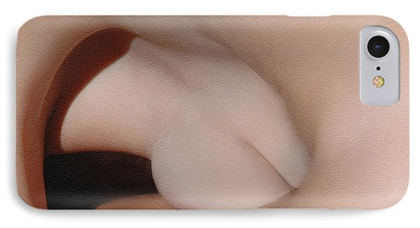 Budding Sensuality IPhone Case by Nancy Taylor