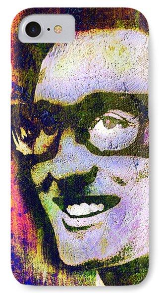 Buddy Holly 2 IPhone Case by Otis Porritt
