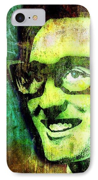 Buddy Holly IPhone Case by Otis Porritt