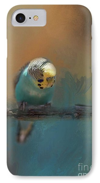 Budgies Pale iphone case