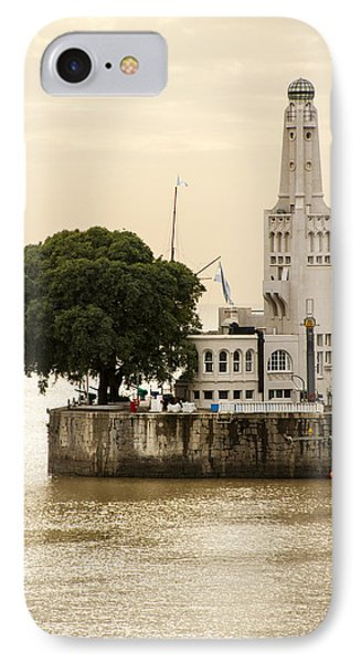 Buenos Aires Lighthouse IPhone Case by For Ninety One Days