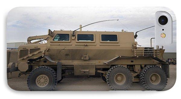 Buffalo Mine Protected Vehicle IPhone Case