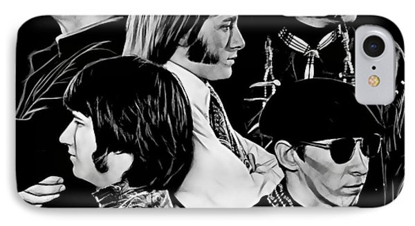 Buffalo Springfield Collection IPhone Case by Marvin Blaine