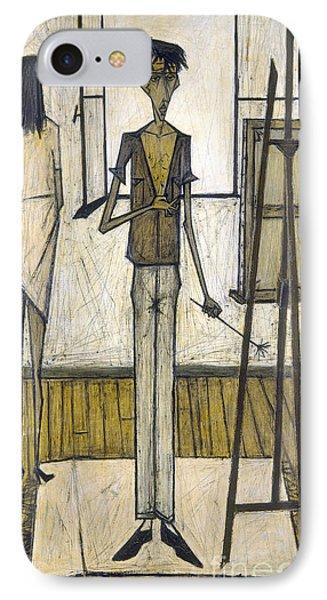 Buffet: Artist, 1948 Phone Case by Granger