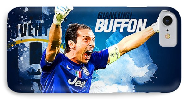 Buffon IPhone Case by Semih Yurdabak