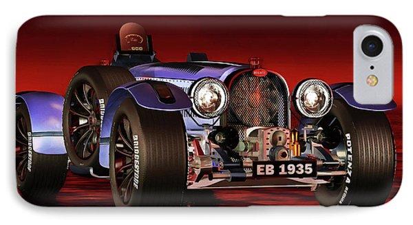 Bugatti Type 33 IPhone Case