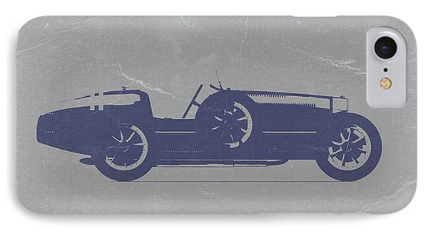 Bugatti Type 35 IPhone Case by Naxart Studio