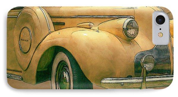 Buick Classic IPhone Case by Jack Zulli