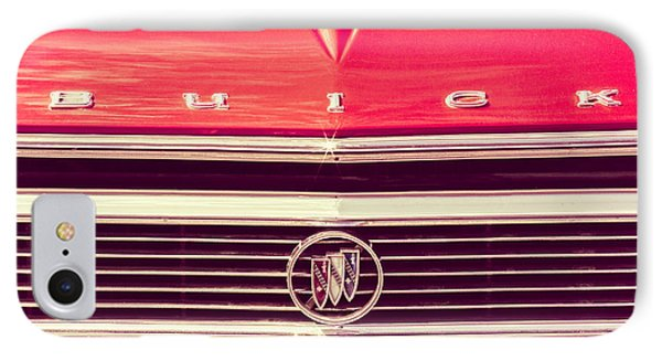Buick Retro IPhone Case by Caitlyn Grasso