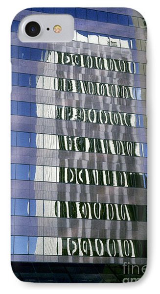 Building Reflections IPhone Case by Tony Freeman