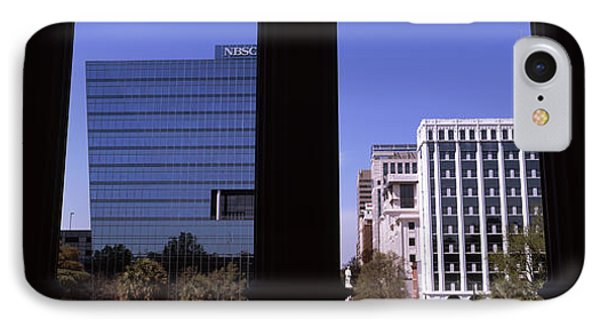 Buildings Viewed From South Carolina IPhone Case by Panoramic Images