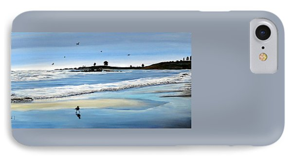Bull Beach 2 IPhone Case