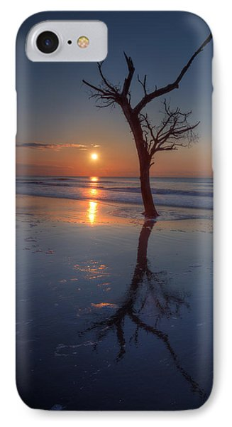 Bull Island Sunrise IPhone Case