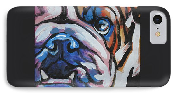 Bulldog Baby IPhone Case