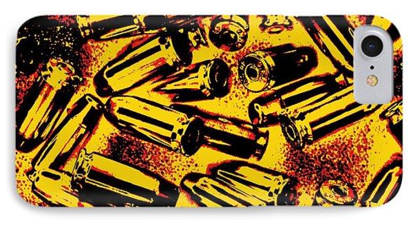 Bullets And Gunpowder IPhone Case