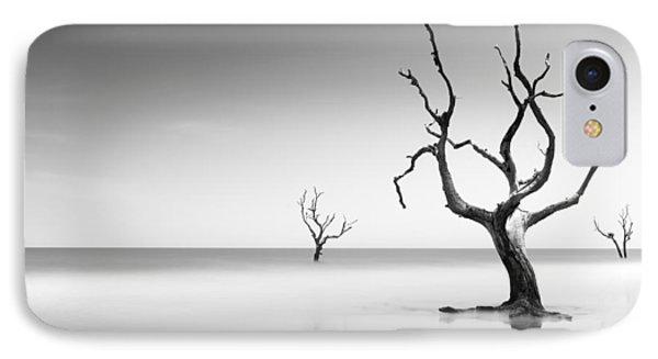 Bull iPhone 7 Case - Boneyard Beach Iv by Ivo Kerssemakers