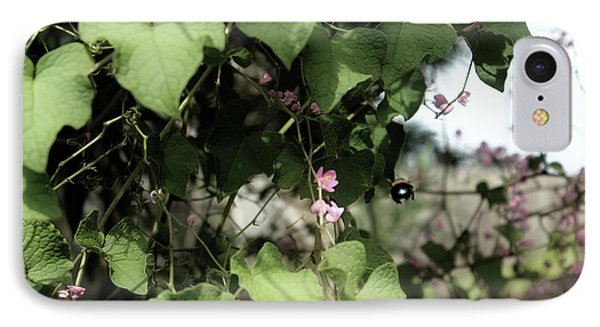 IPhone Case featuring the photograph Bumble Bum by Megan Dirsa-DuBois